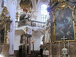Una mirada oblícua al coro