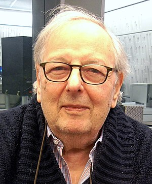 André Previn - Image: Andre Previn (on In Tune, BBC Radio, 2012)