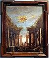 Andrea pozzo e aiuti, martirio di una santa, forse lucia, 1708 ca., da s. francesco saverio a trento.jpg