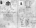 Andreas Moes reisepass til Tyskland 1917 - 1918 (14977325522).jpg
