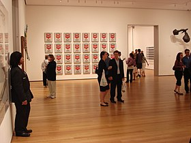 Andy Warhol Campbell's Soup Cans (MoMA - New York).jpg
