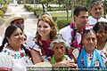 Angélica Rivera de Peña en encuentro y Visita a la escuela de los Voladores de Papantla. (6932268396).jpg