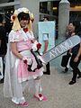 Anime Expo 2011 - Ayumu Aikawa - Kore wa Zombie Desu Ka? (5893319146).jpg
