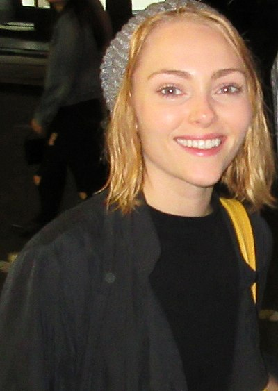 AnnaSophia Robb, American actress, singer, and model