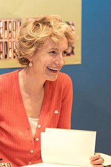 Anna Gavalda, March 2010