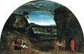 Annibale Carracci Paesaggio con la Sepoltura di Cristo Doria Pamphilj.jpg