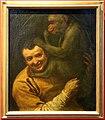 Annibale carracci, ritratto d'uomo con scimmia, 1588-90, 01.jpg
