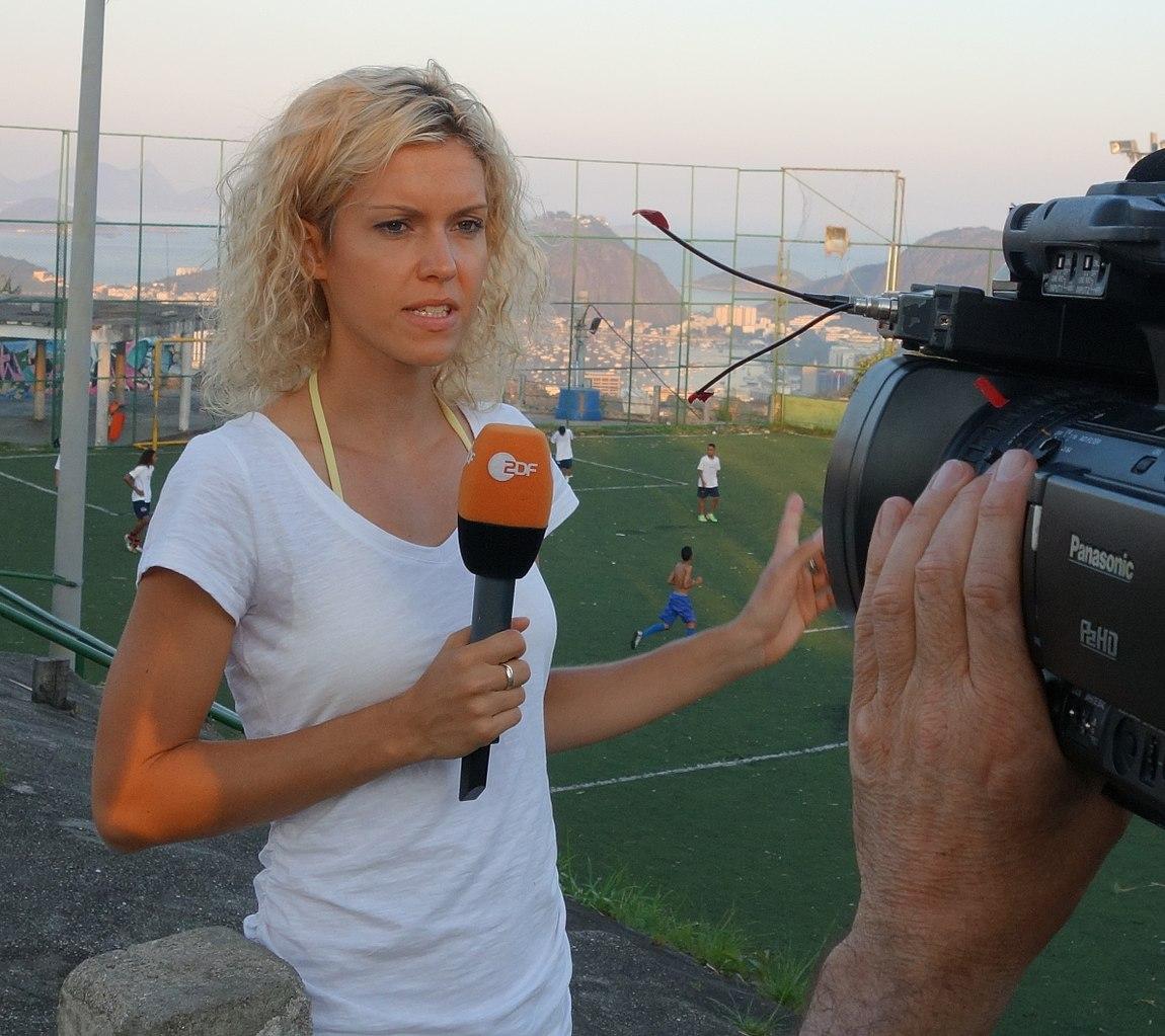 Annika Zimmermann Zdf
