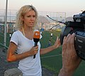 Annika Zimmermann ZDF Rio de Janeiro 2016-08-17 (cropped).jpg