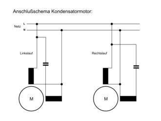 Kondensatormotor – Wikipedia