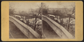 Ansonia from Birm.? (Mrs. Sanford's fence in foreground.), from Robert N. Dennis collection of stereoscopic views.png