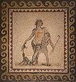 Antakya Archaeology Museum Drunken Dionysus mosaic sept 2019 5904.jpg