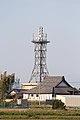 Antenna tower on NTT Hashima-minami from SW.jpg