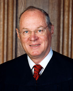Planned Parenthood v. Casey - Image: Anthony Kennedy official SCOTUS portrait crop