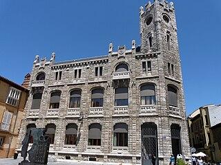 Antiguo Edificio de Correos, León