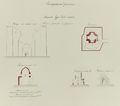 Antiquities of Samarkand. Mausoleum of Guri Bibi Khanym. Plan, Elevations, and Sections WDL3930.png