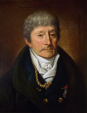 Portrait of Salieri by Joseph Willibrord Mähler (Source: Wikimedia)
