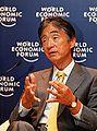 Anzai Yuichiro - World Economic Forum on East Asia 2009.jpg
