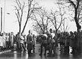 Après la revue des troupes russes, le roi de Roumanie et le prince Carol - Buzau - Médiathèque de l'architecture et du patrimoine - AP62T099822.jpg