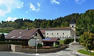 Apremont, Ain - Apremont Church