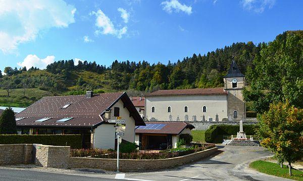 Photo de la ville Apremont