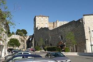 Aramon, Gard - A view of Aramon