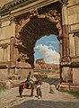 Arch of Titus Stefan Bakalowicz.jpg