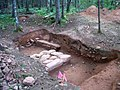 Archaeological site, Farmlands Trail, PEI (7933774074).jpg