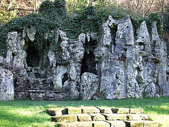 Wardour Castle - The Grotto