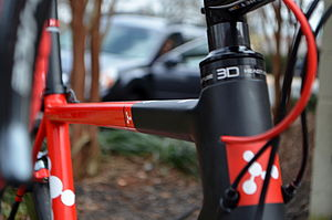 Argon 18 - 3D Headtube
