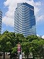 Ariake Frontier Building, at Ariake, Koto, Tokyo (2019-08-13) 03.jpg