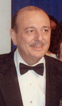 Mardin at the Grammy Awards, February 1990
