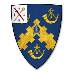 Samuel Peploe (bishop) - Coat of Arms of Samuel Peploe