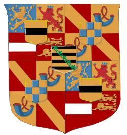 Arms of Maurice or Nassau Prince of Orange