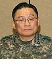 Army (ROKA) General Park Chan-ju 육군대장 박찬주 (Eighth Army conducts a combined tactical discussion and tour of Camp Humphreys (463556)).jpg