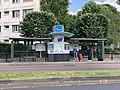 Arrêt Bus Georges Halgoult Avenue Georges Halgoult - Thiais (FR94) - 2021-06-06 - 2.jpg