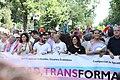 Arranca la manifestación LGTBI - 'Conquistando Igualdad, TRANSformando la sociedad' 01.jpg
