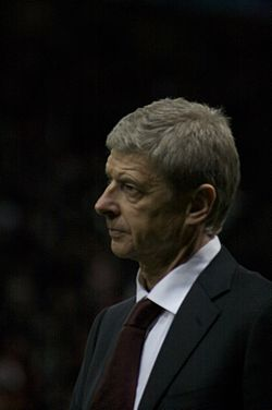 File photo of Arsène Wenger, 2009.  Image: Gordon Flood.