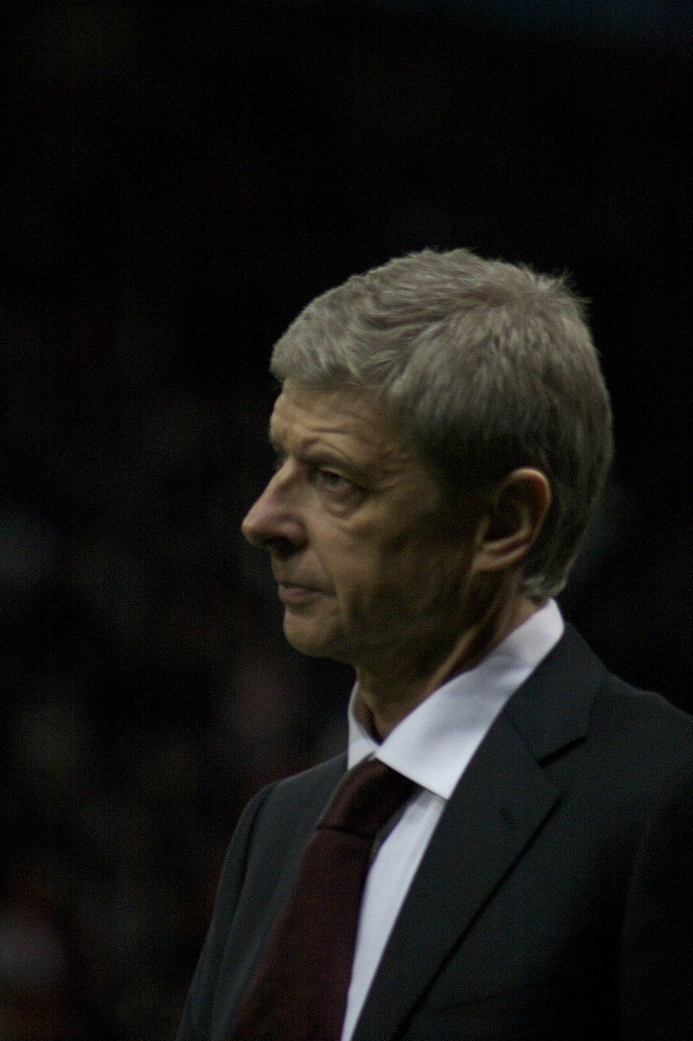 Arsene Wenger 2009