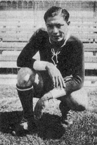 Arsenio Erico - Erico during his last years in Independiente.