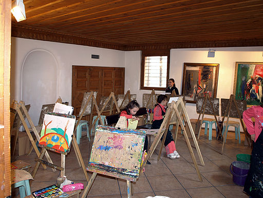Art-classes-in-Encho-Pironkov-Gallery