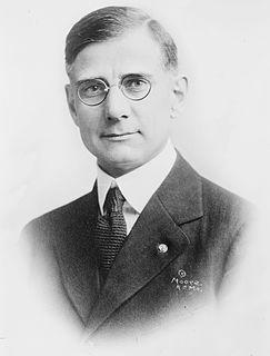 Arthur M. Hyde American politician