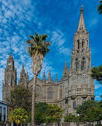 Arucas, Las Palmas - Image: Arucas 2016 05