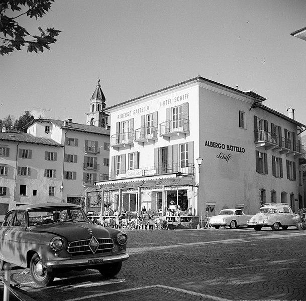 Ascona Hotels  Sterne