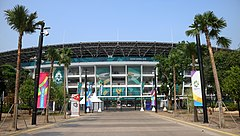 Venues Of The 2018 Asian Games Wikipedia