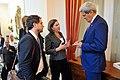 Assistant Secretary Nuland Briefs Secretary Kerry, Deputy Chief of Staff Finer on Ukraine Talks in Belgium (14497010934).jpg