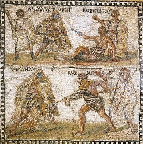 Astyanax vs Kalendio mosaic