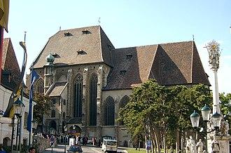 Perchtoldsdorf - St Augustine Church
