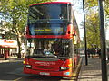 Au Morandarte Flickr London United SP1 on Route H91, Turnham Green (11026377015).jpg