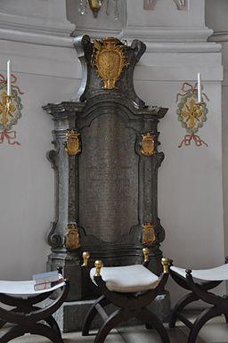 Augsburg Dom Marienkapelle Epitaph Khevenhüller 01